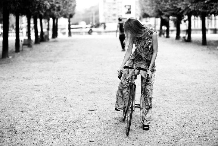 Daniel Waks La bicyclette