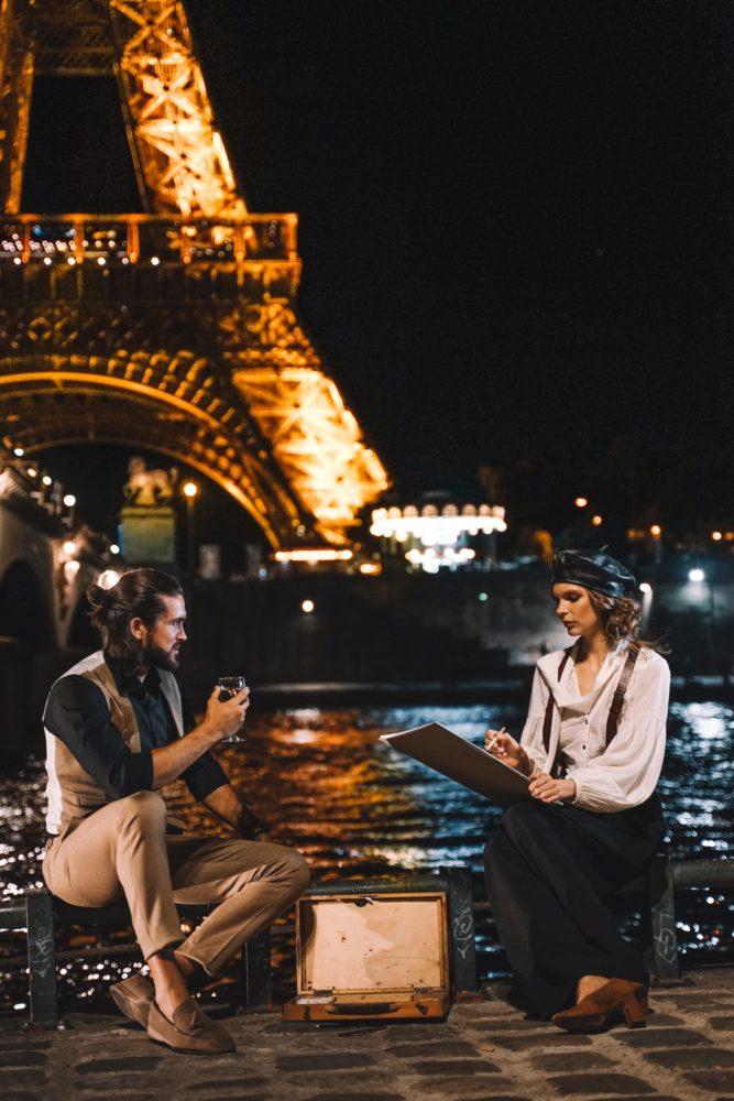 wyjazd firmowy do Paryża
